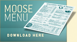 Moose Menu - Download PDF